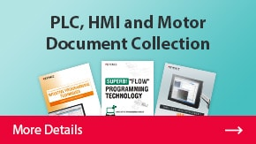 PLC, HMI and Motor Document Collection | More Details