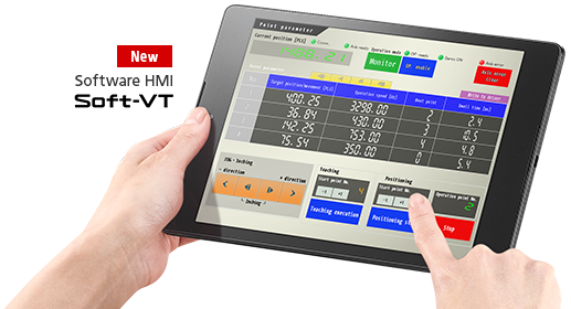 [New] Software HMI Soft-VT