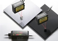 Digital CMOS Laser Sensor GV Series
