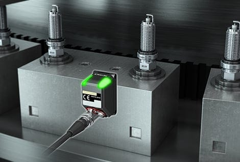 Spark Plug Marking Detection