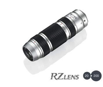 VH-Z20R/W: Ultra-small, high-performance zoom lens