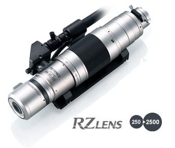 VH-Z250R/W: High-Magnification Zoom Lens