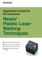 Resin/Plastic Laser Marking Techniques Application Guide
