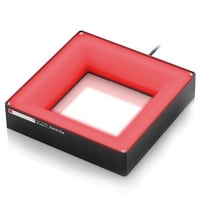 CA-DQR12M - Red Square Multi-angle Light 120□