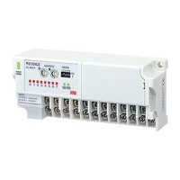 KL-8BLR - 8-point Screw Terminal Block, Relay Output with Repeater Function