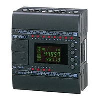 KV-24DR - Base unit, DC type, 16 Inputs and 8 Relay Outputs