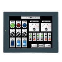 VT3-X15D - 15-inch XGA TFT Colour DC-type Touch Panel