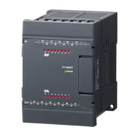 KV-N8EXT - Expansion I/O Unit Screw Terminal Block, Screw Terminal Block, Input(8 Points) Transistor (sink)(8 Points)