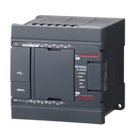 KV-N14DR - Base unit: DC power supply type, Input 8 points/output 6 points, Relay output