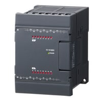 KV-N16EX - Expansion unit, Input, 16 points, 5/24 VDC switchable, screw terminal block
