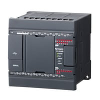 KV-N24AR - Base unit: AC power supply type, Input 14 points/output 10 points, Relay output
