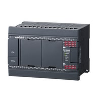 KV-N40ATP - Base unit: AC power supply type, Input 24 points/output 16 points, Transistor (source) output