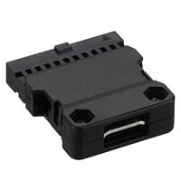 OP-84456 - 30-pin MIL Connector for the GT2-100 (For the Expansion Board, Sold Separately), Connector and Contact