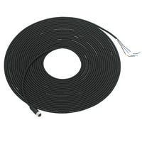 OP-42188 - Connector Cable M8 Straight 10-m PVC