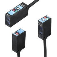 PZ series - Built-in amplifier photoelectric sensors