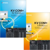 KV COM+ series - Data-Collection/Transfer-Monitoring Software