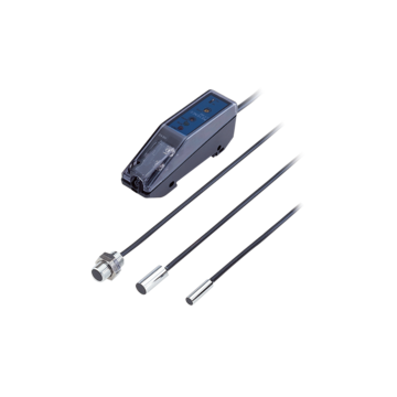 ET series - Super small proximity sensors for non magnetic metals